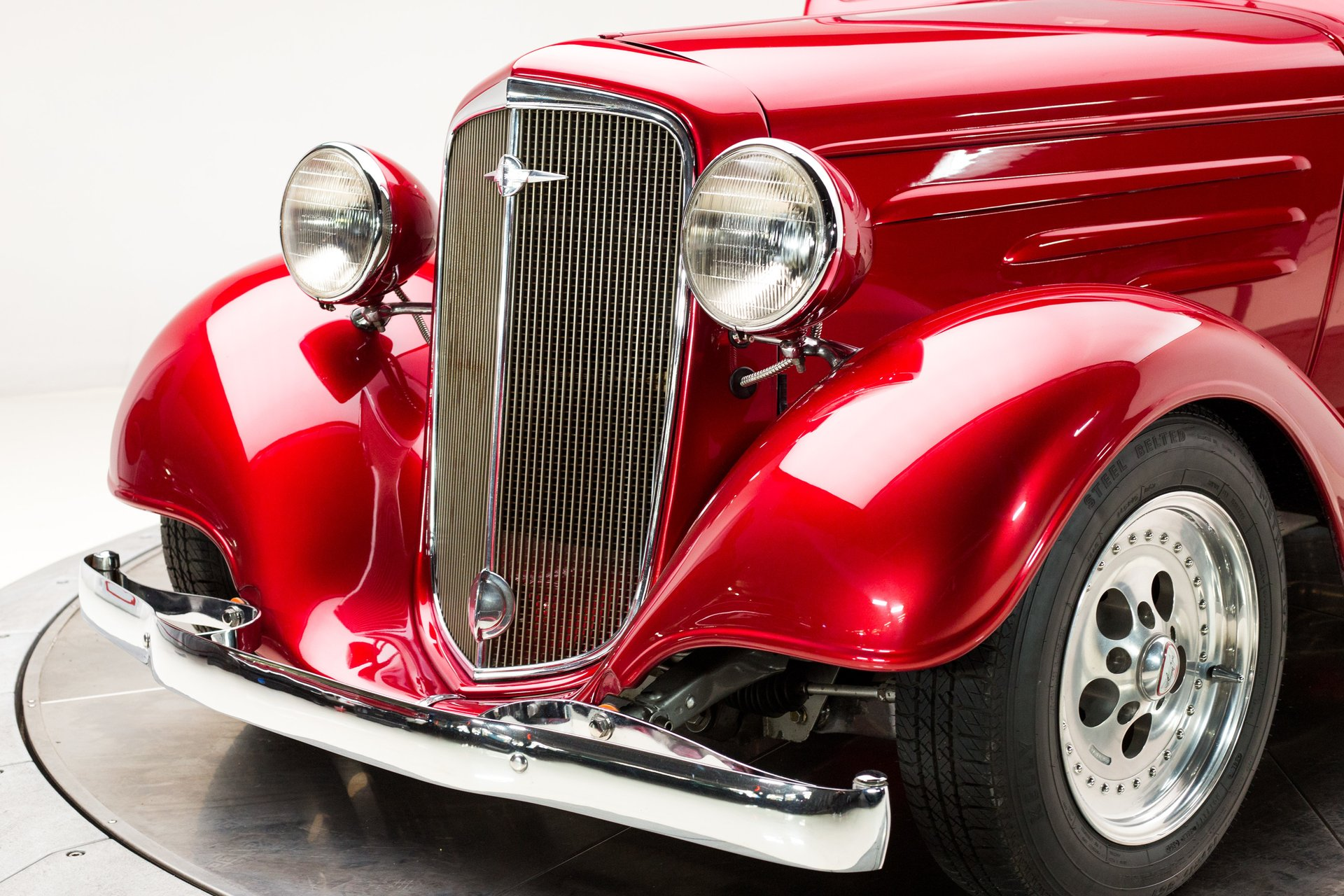 1935 Chevy Coupe For Sale