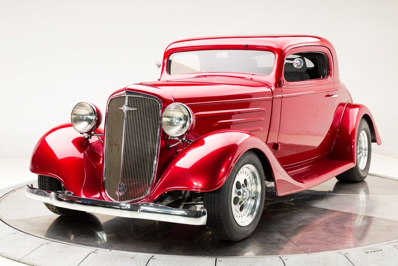 1935 Chevrolet Master 3 Window Coupe for sale #100436 | MCG