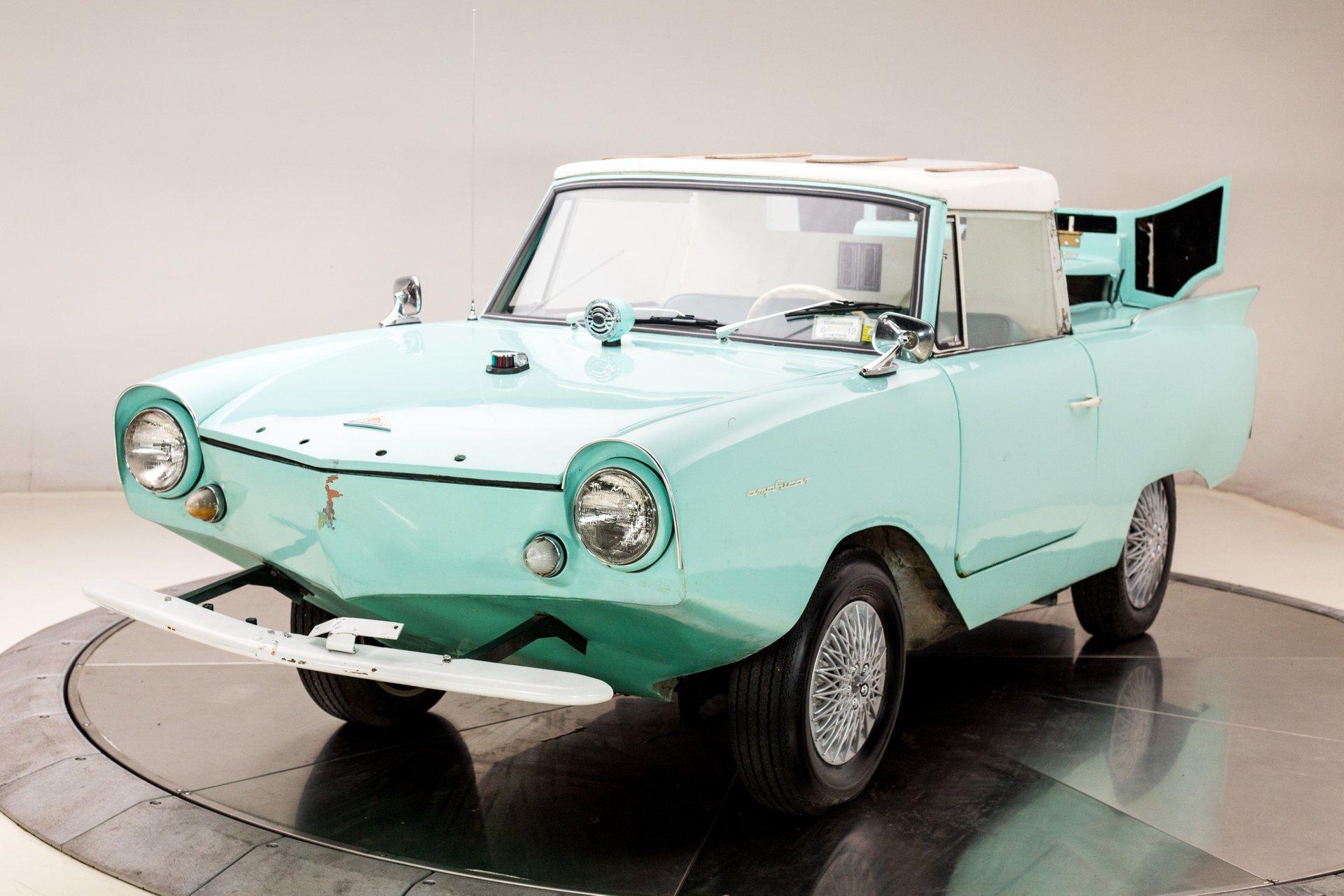 1969 Amphicar 770