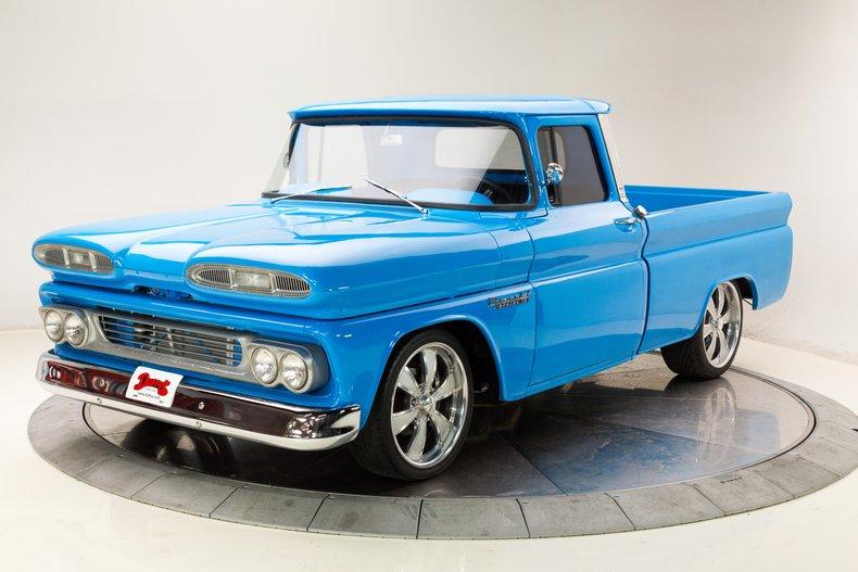 1960 Chevrolet C10 For Sale