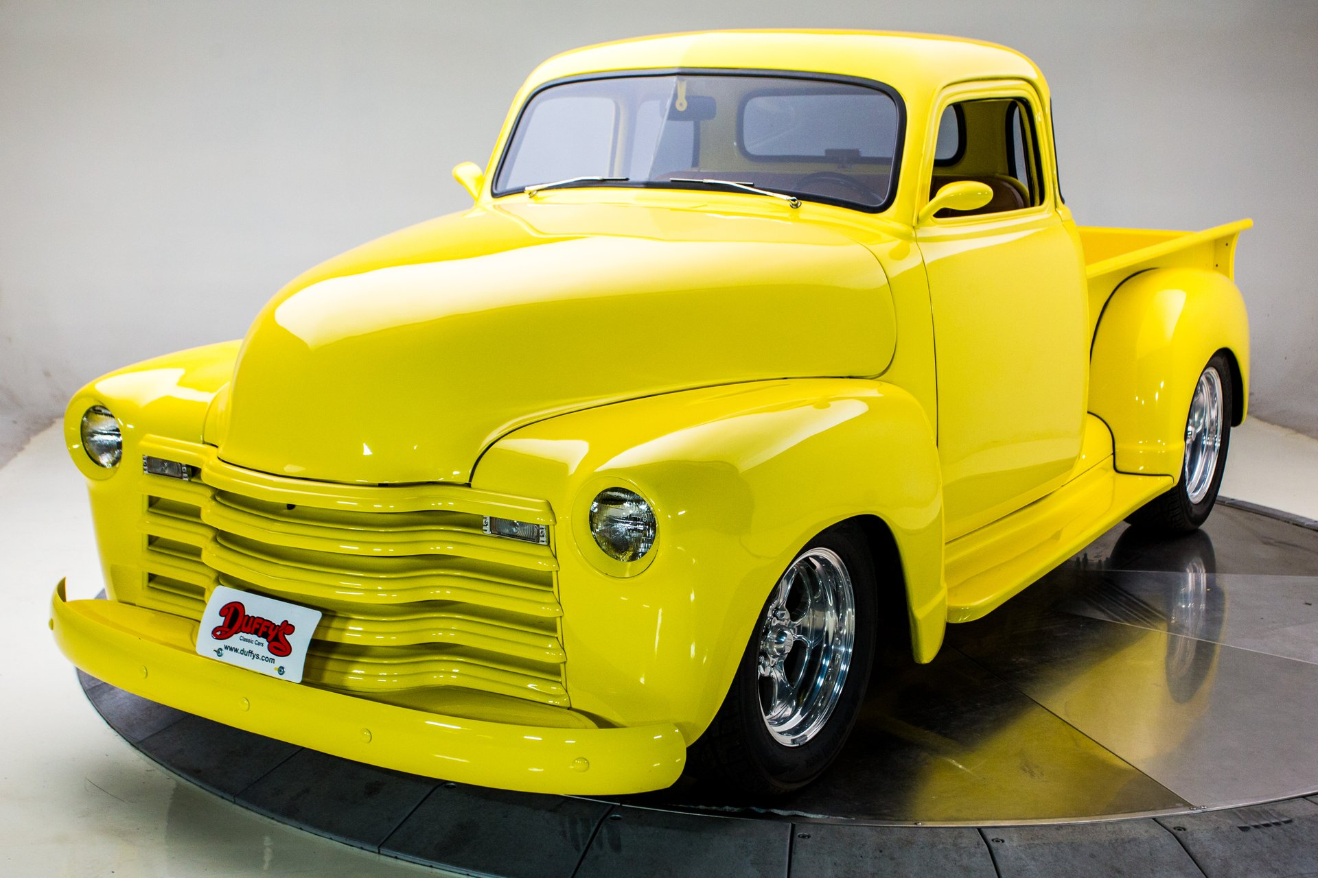 1953 Chevrolet Pickup 5 Window