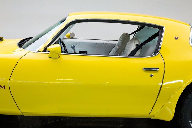 1976 Pontiac Trans Am 4