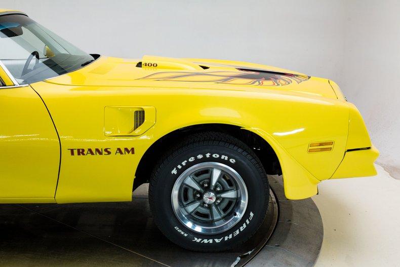 1976 Pontiac Trans Am 12
