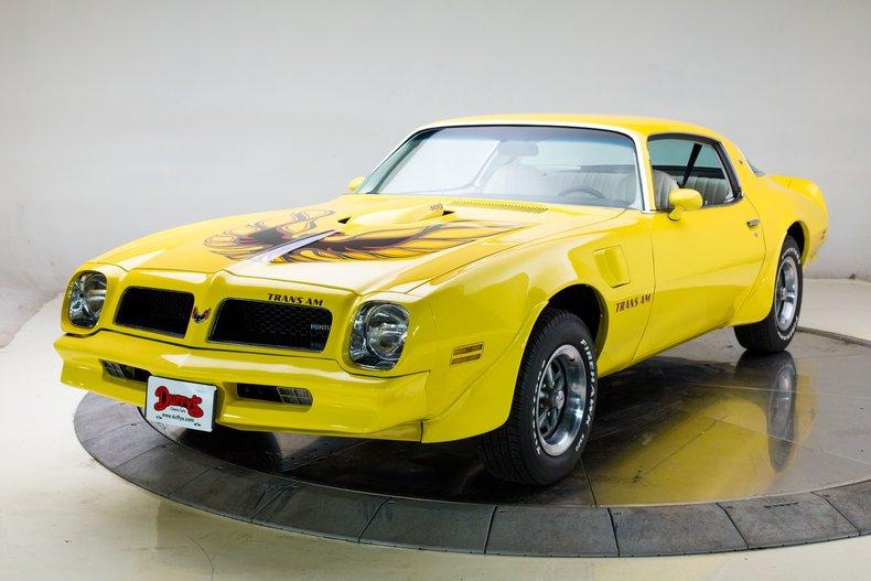 1976 Pontiac Trans Am 1