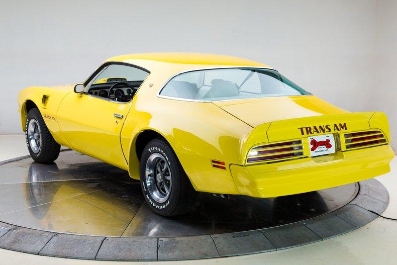 1976 Pontiac Trans Am 21