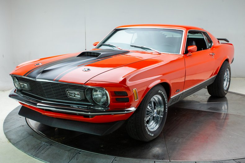 1970 Ford Mach 1 For Sale