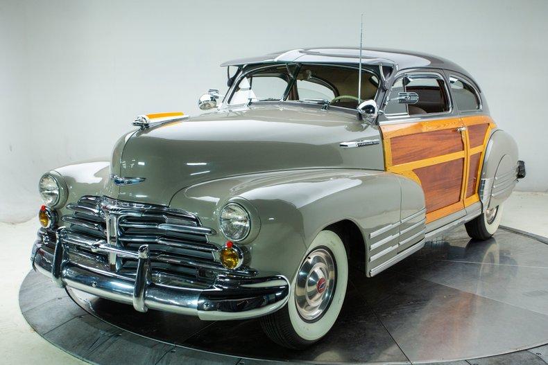 1948 Chevrolet Fleetline For Sale