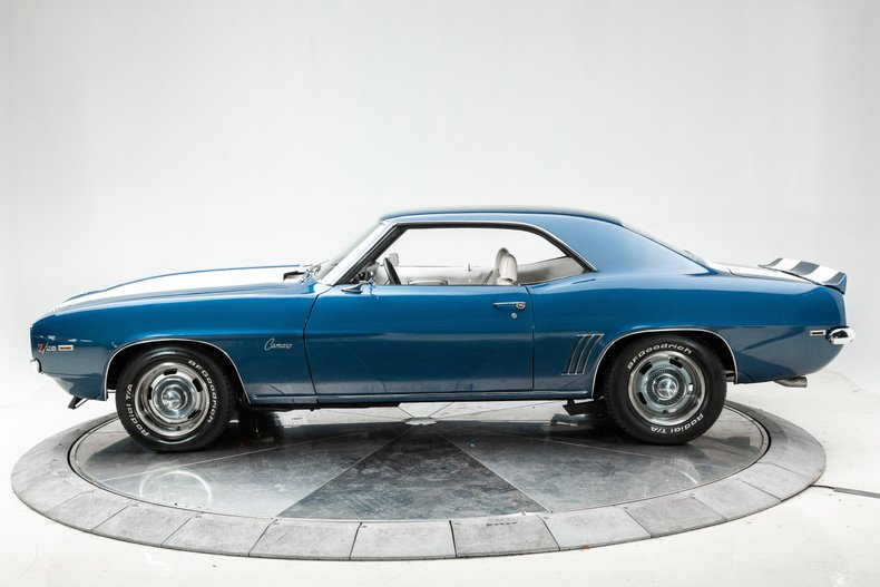 1969 Chevrolet Camaro 2