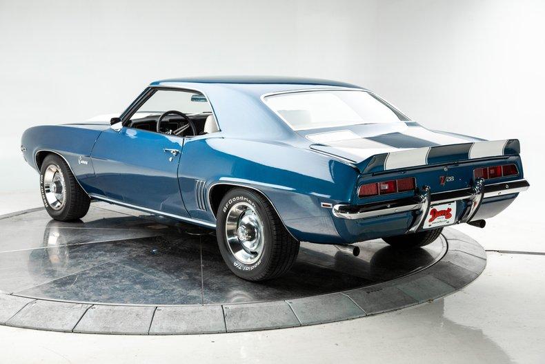 1969 Chevrolet Camaro 5