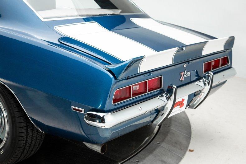 1969 Chevrolet Camaro 6