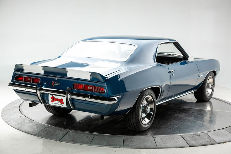 1969 Chevrolet Camaro 7