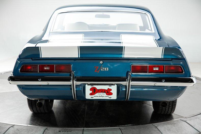 1969 Chevrolet Camaro 13