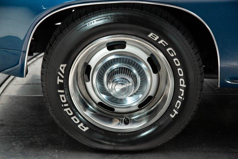 1969 Chevrolet Camaro 78