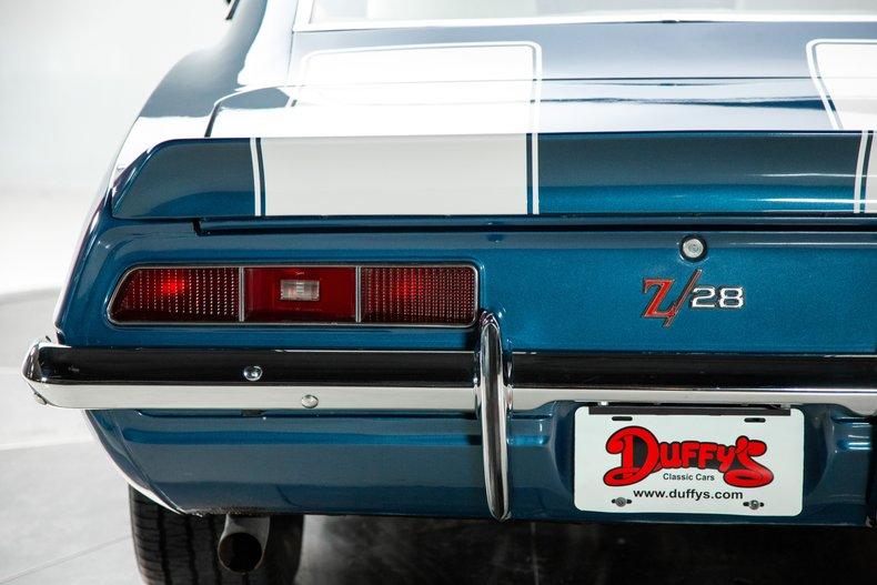 1969 Chevrolet Camaro 14
