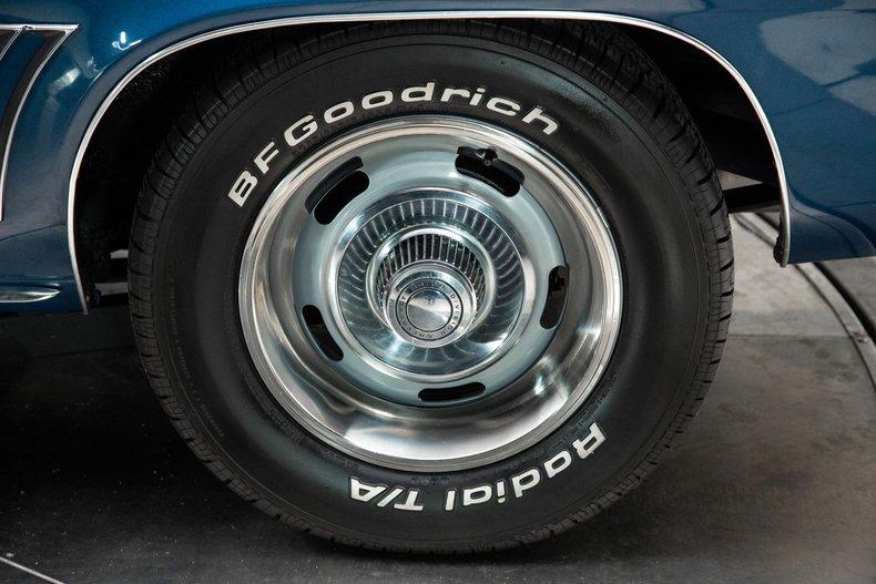 1969 Chevrolet Camaro 79