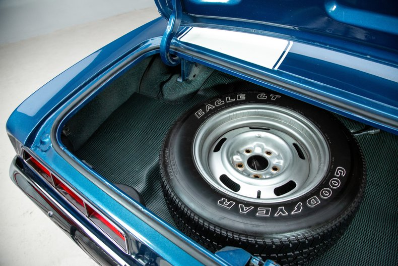1969 Chevrolet Camaro 64