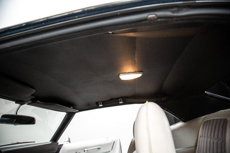 1969 Chevrolet Camaro 32