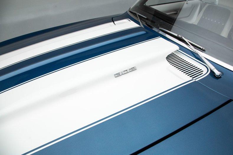 1969 Chevrolet Camaro 56