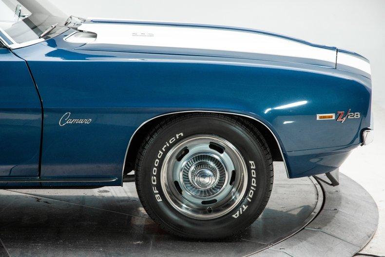 1969 Chevrolet Camaro 70
