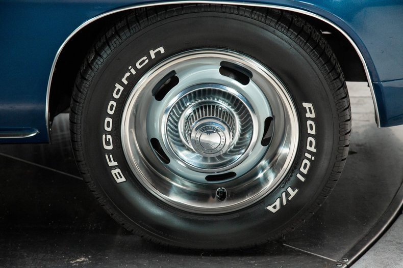 1969 Chevrolet Camaro 82