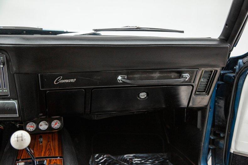 1969 Chevrolet Camaro 77