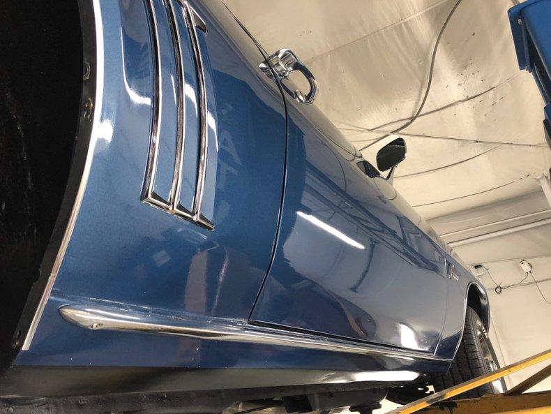 1969 Chevrolet Camaro 88