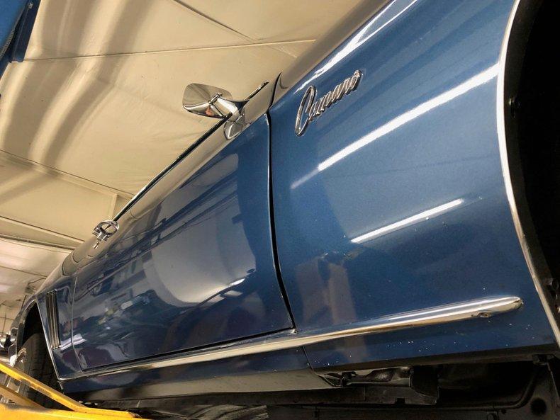 1969 Chevrolet Camaro 89