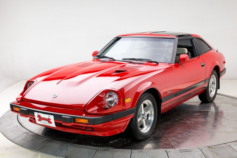 1983 Datsun 280ZX TURBO