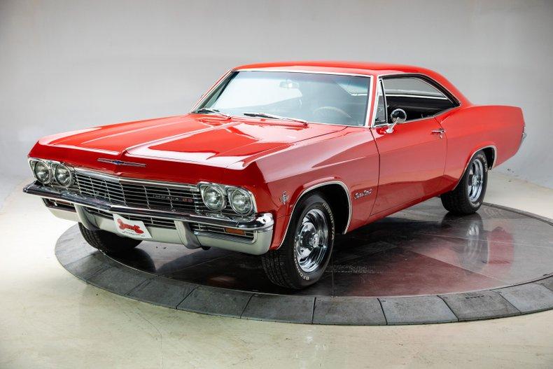 1965 Chevrolet Impala For Sale