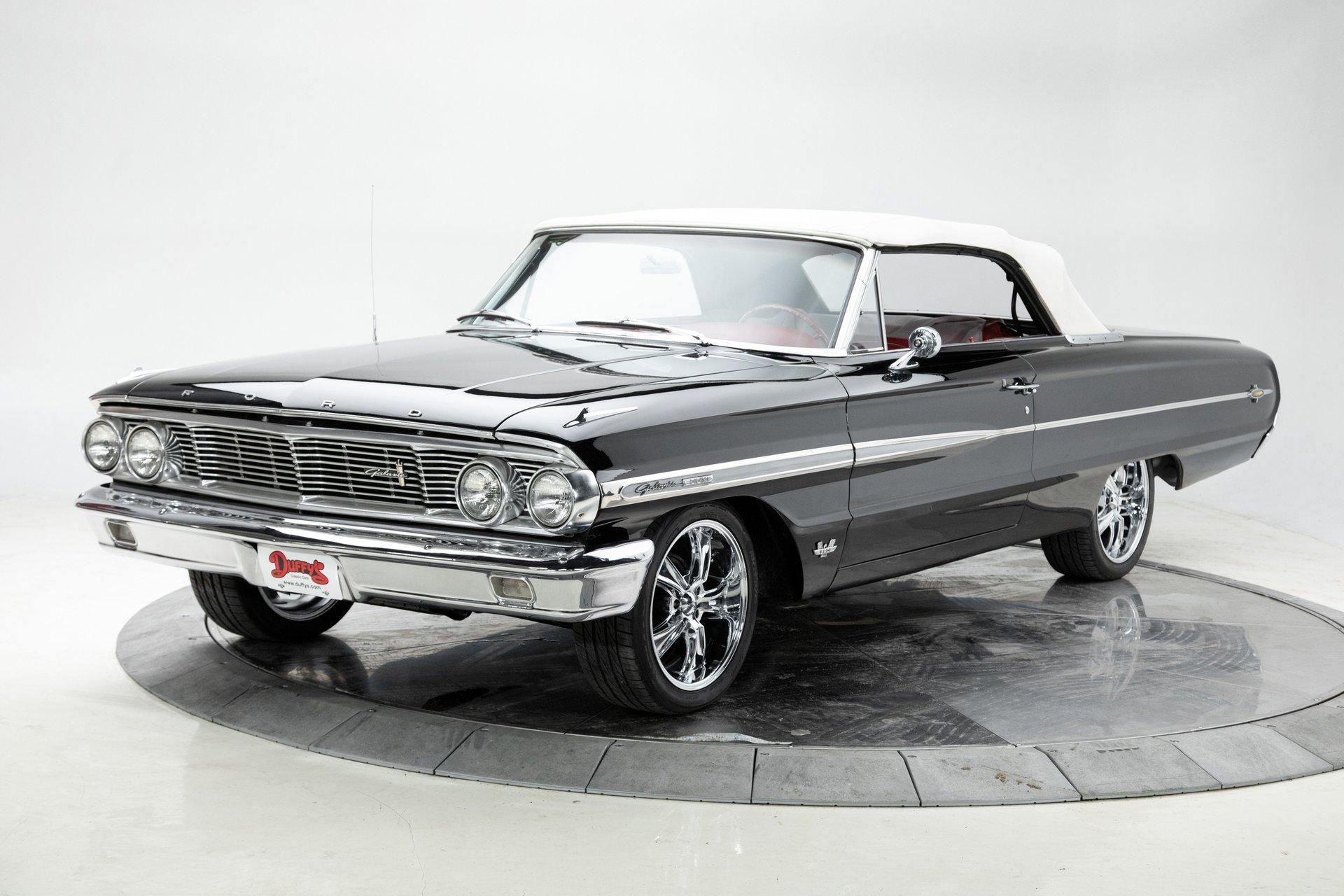 1964 フォード 390 ギャラクシー XL 500