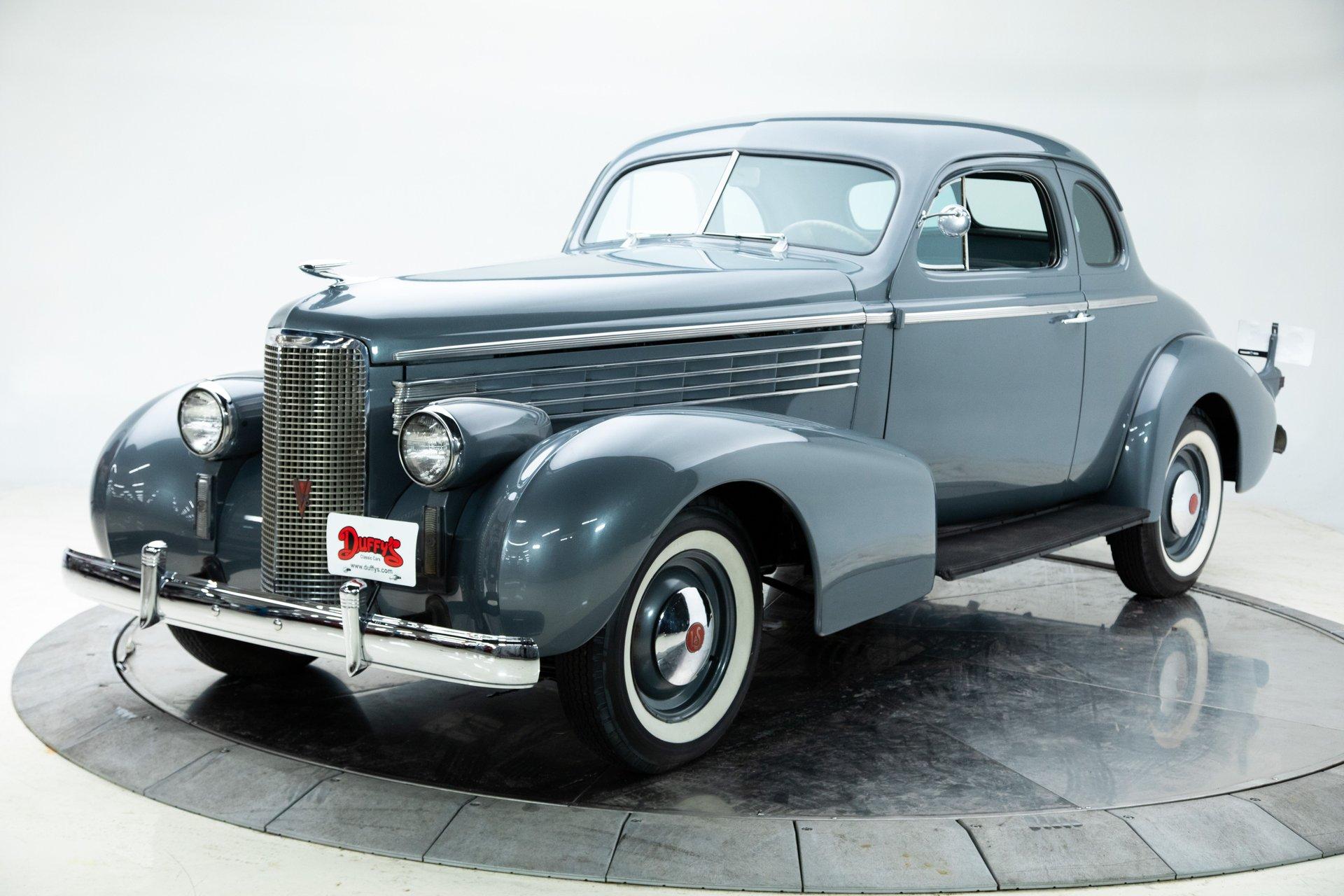 1938 LaSalle 50