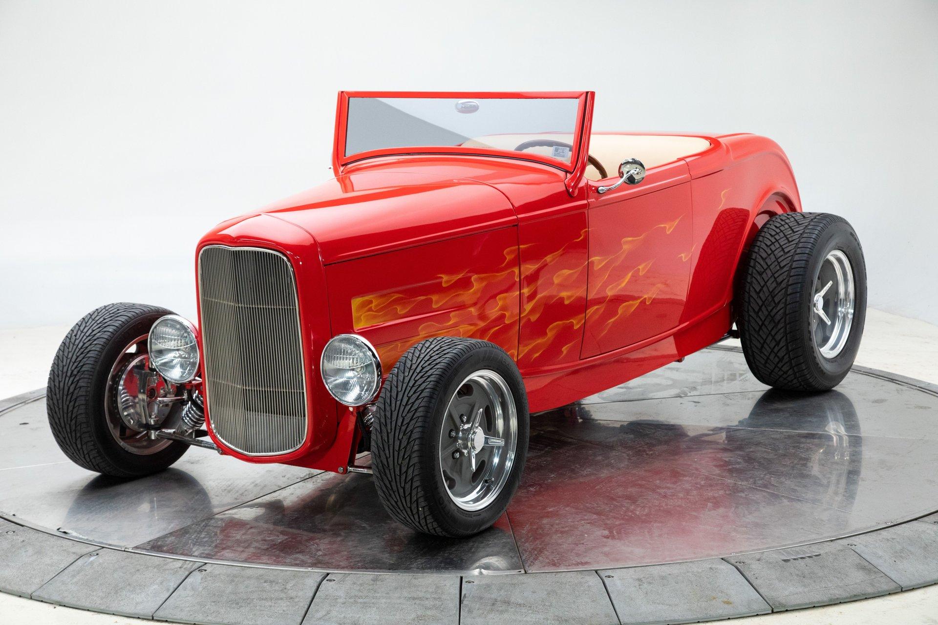 1932 フォード ハイボーイ ロードスター ストリート ロッド