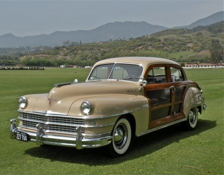 1948 chrysler town country sedan