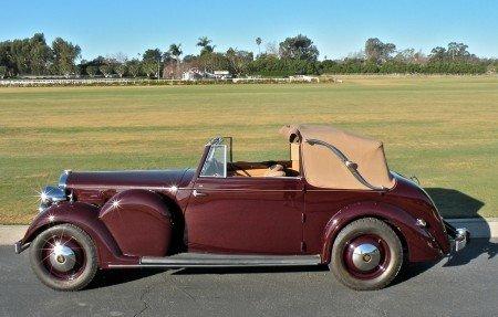 """1940 Rover """"Twenty"""""""