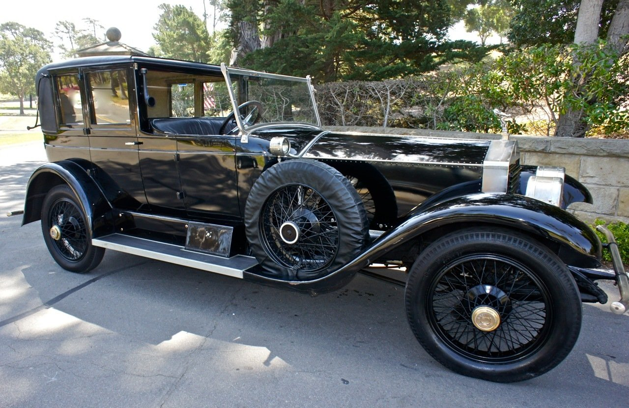 1924 Rolls Royce Silver Ghost Http Www Charlescrail Com