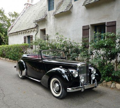 1954 alvis ta 21 drophead coupe
