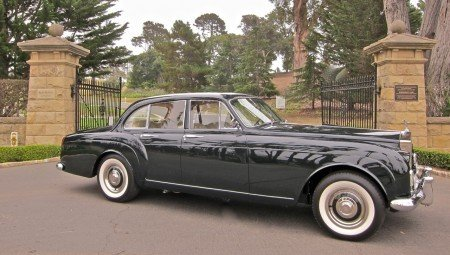 1964 rolls royce silver cloud iii flying spur
