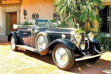 1929 rolls royce phantom ii torpedo tourer
