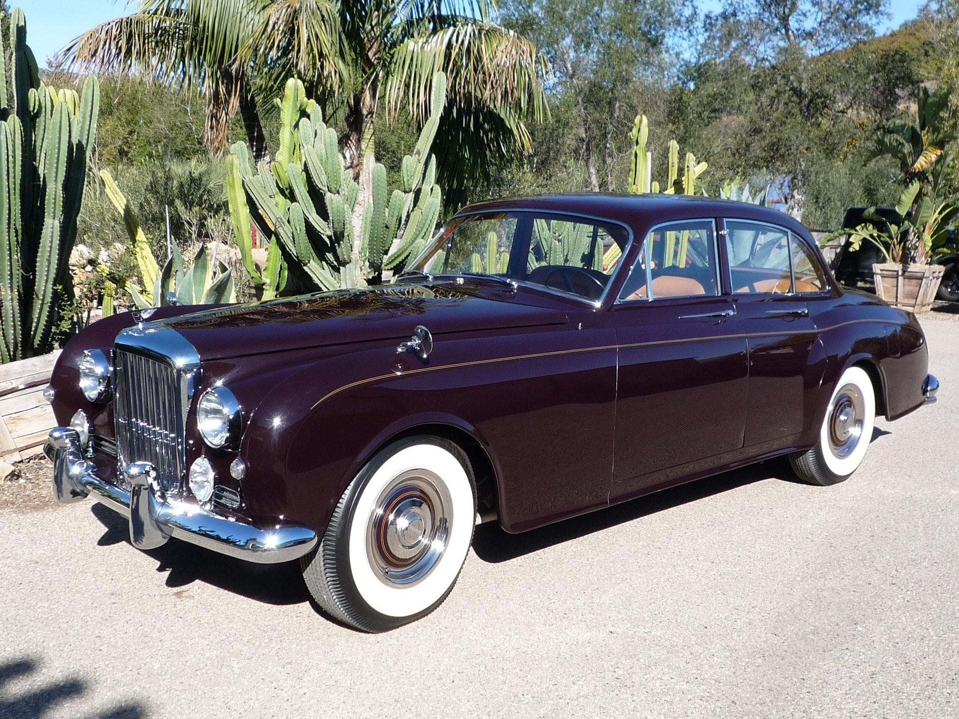 1961 bentley s2 continental by james young