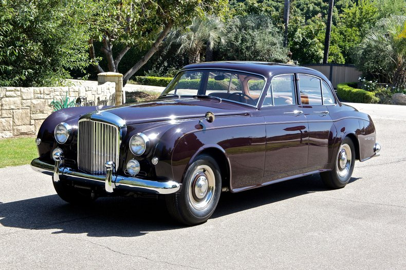 1961 Bentley S2 Continental by James Young For Sale