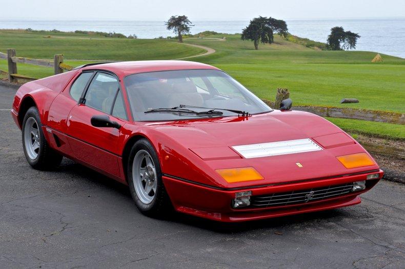 1982 Ferrari 512 BBi