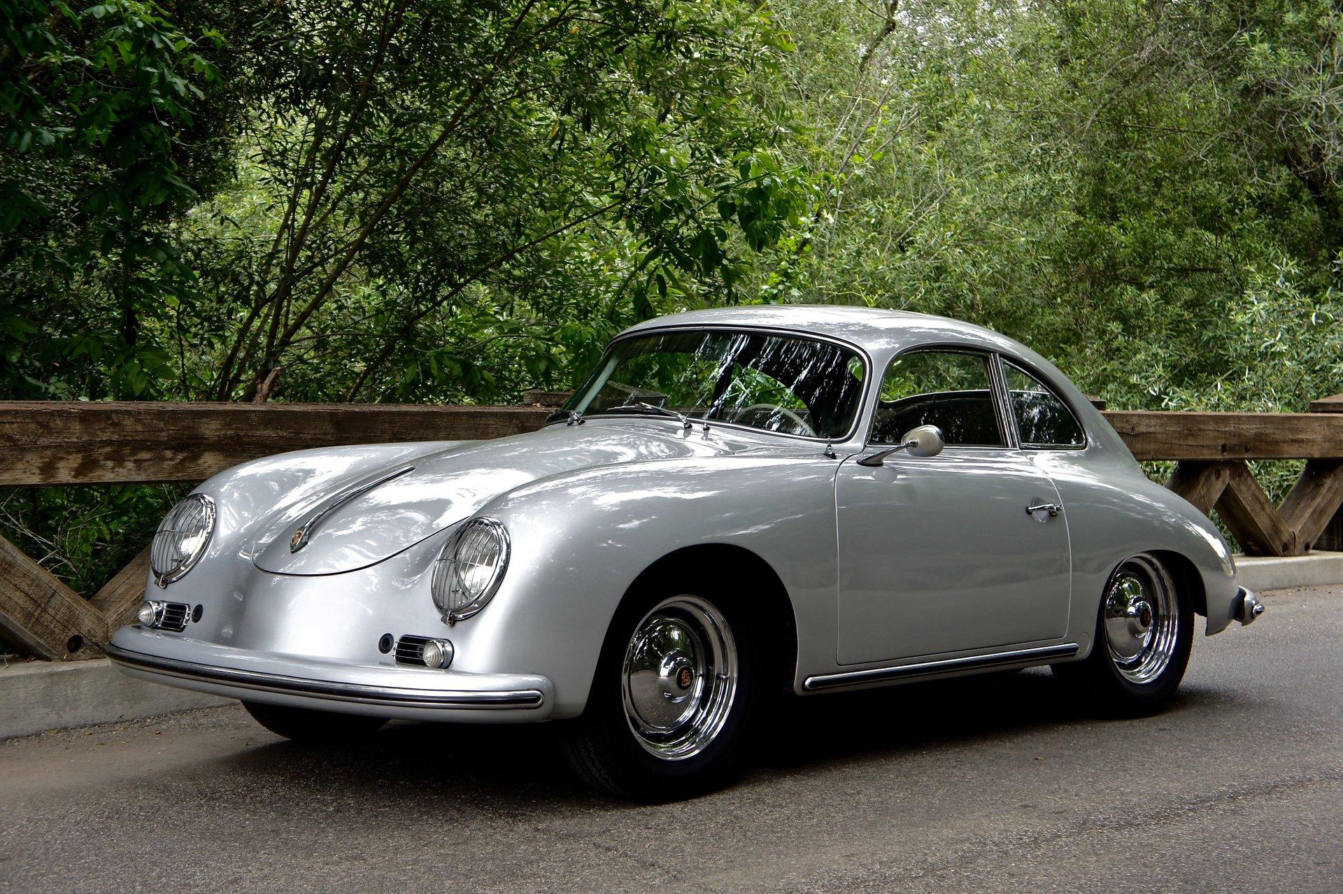 1959 porsche 356a 1600 super sunroof coupe