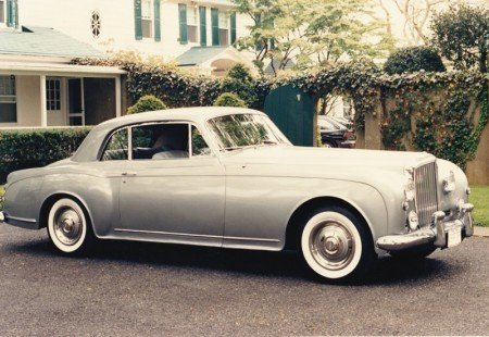 1956 Bentley S1 Continental