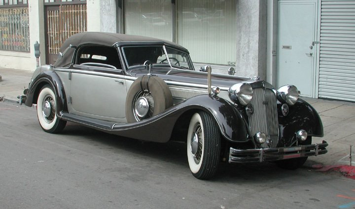1938 Horch 853A