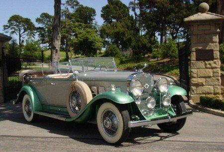 1930 Cadillac V-12 Series 370A