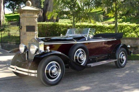1929 rolls royce phantom i derby tourer