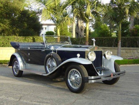 1930 rolls royce phantom i phaeton
