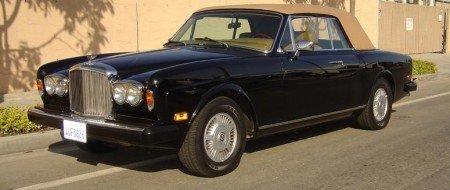 1979 Bentley Corniche