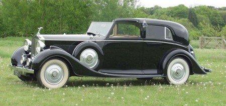 1938 rolls royce phantom iii sedanca de ville