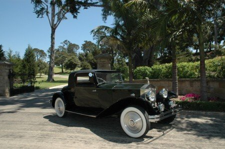 1930 rolls royce 20 25 coupe